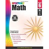 Spectrum Math Workbook, Grade 6