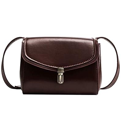 38e191d58fe4 Amazon.com: Summer Women Messenger Bag Ladies Shoulder Bag Female ...