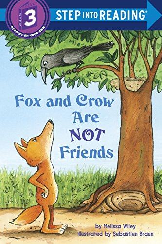 Book : Fox and Crow Are Not Friends (Step into Reading) -...