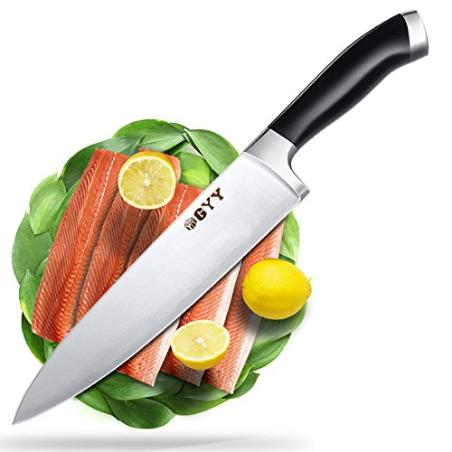 GYY 8 Inch Chef Knife, Professional Kitchen Knife Cultery