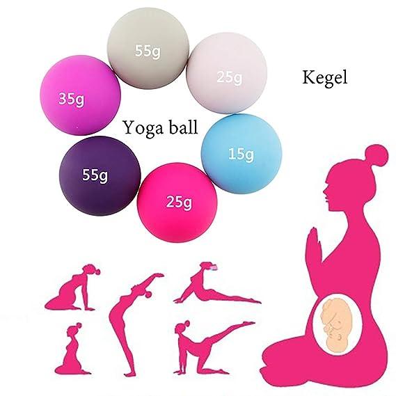 Bola Vaginal, Contracción Perineal Kegel Restaura La ...