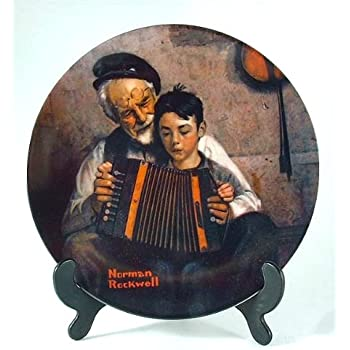 Amazon Com Knowles The Music Maker Plate From The Norman