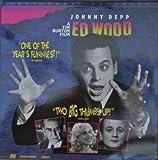 Ed Wood: A Tim Burton Film (LD NOT DVD)