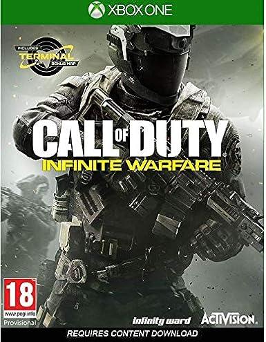 Activision Call of Duty: Infinite Warfare Básico Xbox One Alemán ...