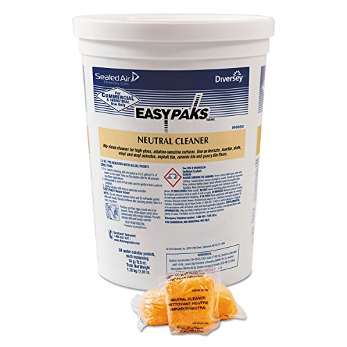 Neutral Cleaner, 0.5 oz Packet, 90/Tub [ESS]