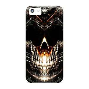 Iphone 5c LkW3728KjoP Support Personal Customs Realistic Avenged Sevenfold Pattern Scratch Resistant Hard Cell-phone Cases -ChristopherWalsh