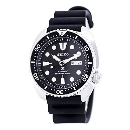 Seiko Prospex Turtle Automatic Diver's 200M SRP777J1 SRP777J Men's (200m Divers Watch)