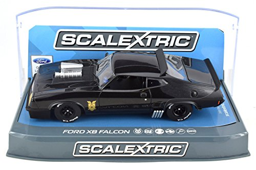 Scalextric Ford XB Falcon Mad Max Original Film C3697