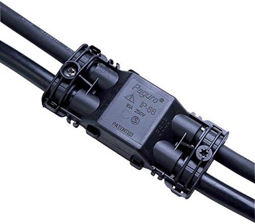 1x câble connecteur étanche//IP 68//CE//6.5-12 mm Câble Diamètre