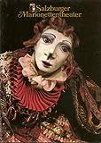 img - for Salzburger Marionettentheater: Hermann Aicher; Gliedermann oder Gott; Gedanken zur Inszenierung von Haoffmans Erzahlungen book / textbook / text book