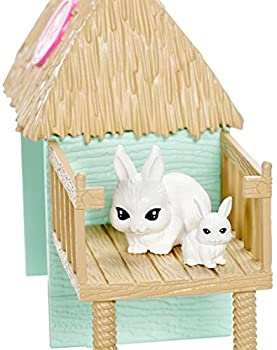 Barbie Animal Rescuer Doll & Playset 9