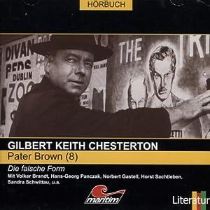 Die falsche Form (Pater Brown 8) Hörspiel