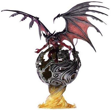 Final Fantasy Master Monster Creature Collection Series 2 PVC Arts Figure Diabolos