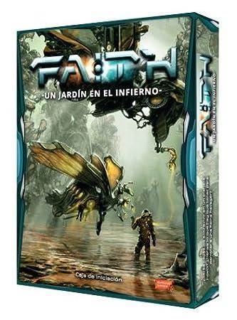 Fantasy Flight Games - Juego de rol Faith: Un jardín en el ...
