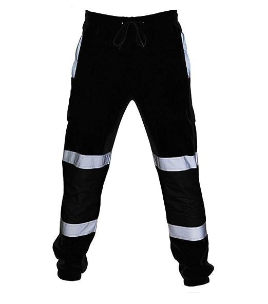 Hombres Traje de Trabajo en la Calle Pantalones de Trabajo de ...