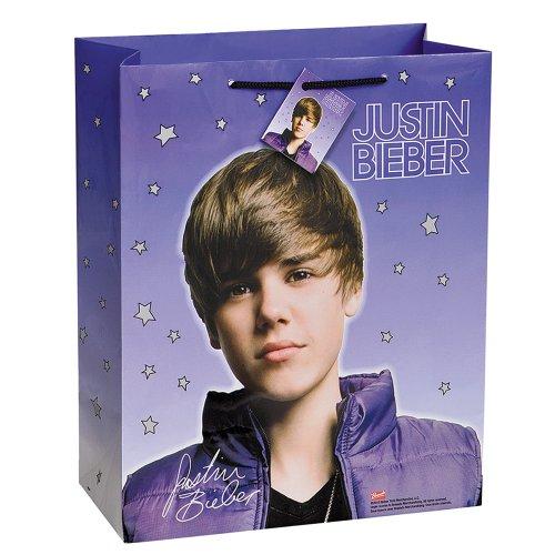 Large Justin Bieber Gift Bag for $<!--$19.99-->