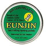 Eun Jin Pointed Pellets (83 Count), .25 Caliber/43.2 Grain