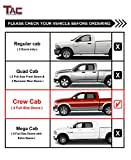 TAC Side Steps Fit 2009-2018 RAM 1500 Crew Cab