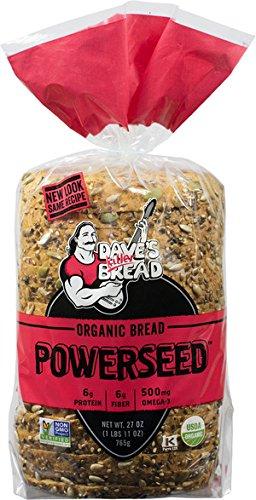 Dave's Killer Bread - Powerseed Bread - 1 Loaf - USDA Organic