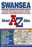 Swansea Street Atlas (A-Z Street Atlas) by Geographers A-Z Map Company (2010) Paperback