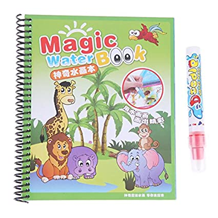 Amazon.com: AiAi Children\'s Educational Toys Painting Book,Drawing ...