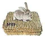 Grass Mat Woven Bed Mat for Small Animal 5 Grass