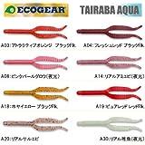 エコギア(Ecogear) タイラバアクア フラップ 110 A03 アトラクティブオレンジ ブラックFlk