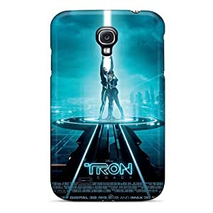 New Tron Legacy High Resolution Tpu Case Cover, Anti-scratch Phone Case For Galaxy S4