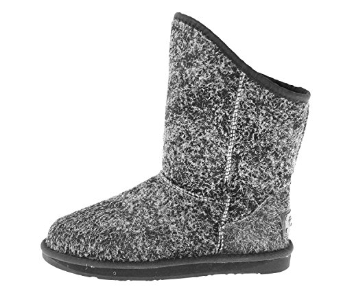 Gray Luxe Cosy Collective Women's Shaggy Short Australia Suede RxUTvwUq