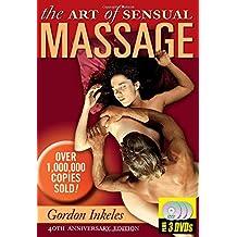 The Art of Sensual Massage + 3 DVDs