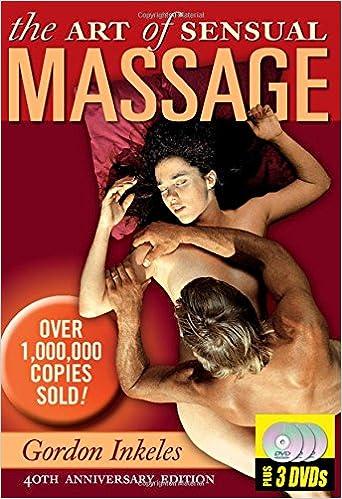 giving a sensual massage