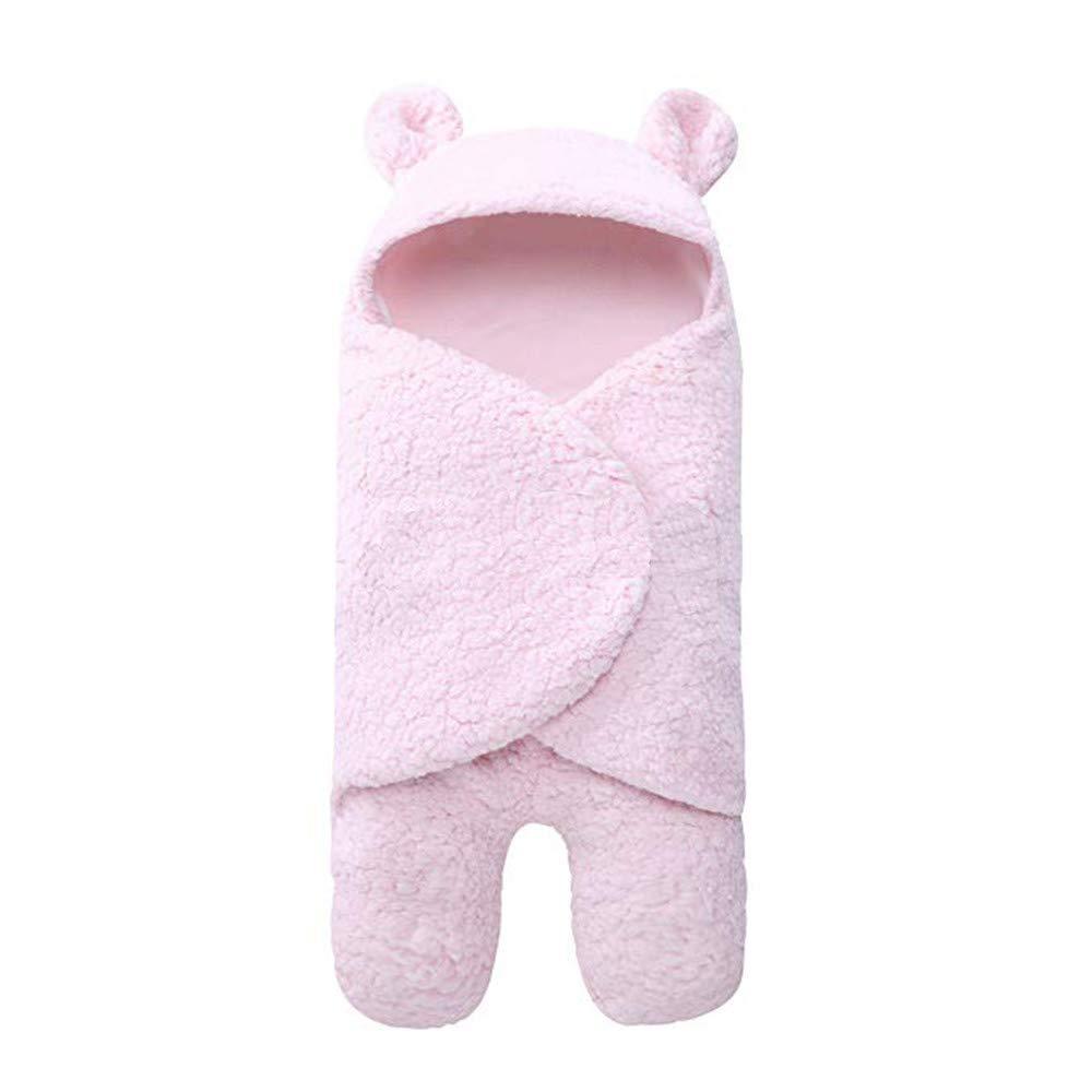 Opeer-Baby Clothes SHIRT ユニセックスベビー 0~12Months ピンク B07K2L1T62