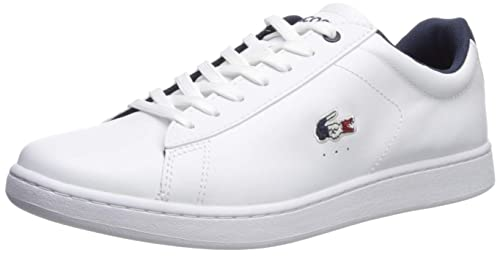 92a003f923ede Lacoste Men s Carnaby EVO Sneaker White  Amazon.ca  Shoes   Handbags