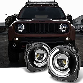 Jeep Renegade Led Headlights Uk