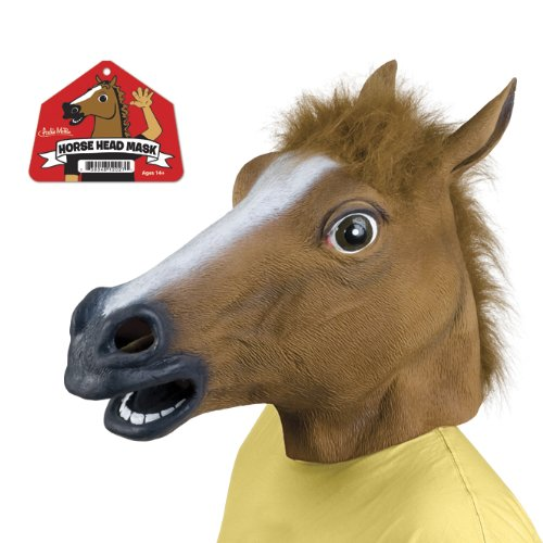 Horse Head Costume