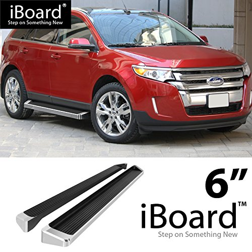 eBoard Running Boards Silver 6