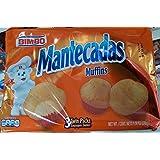 Bimbo Mantecadas Muffins 9.54oz