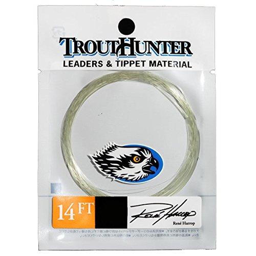 TroutHunter Rene Harrop Leader, 14 ft, 5X, 3 Pack