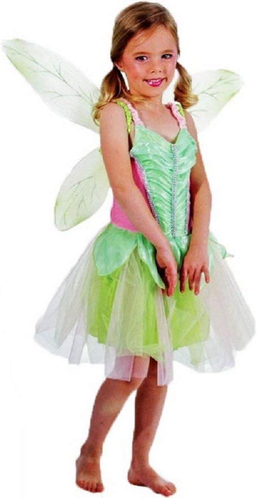Talla m - 4/5 años - disfraz - carnaval - halloween - hada ...