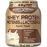 Body Fortress Whey Protein Powder Vanilla, No Artificial Sweeteners, 725g