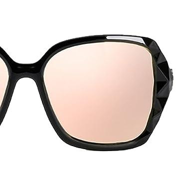 d9e529d0b75 Egal Women Girl Polarized Sunglasses Eyewear Square Shaped PC Frame UV400  Protection Fashion Casual Outdoor Eyeglasses