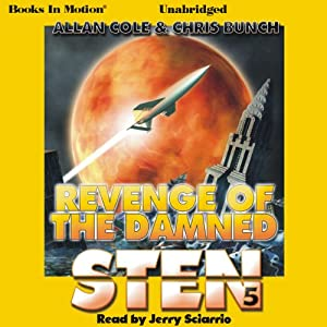 Sten: Revenge of the Damned Audiobook