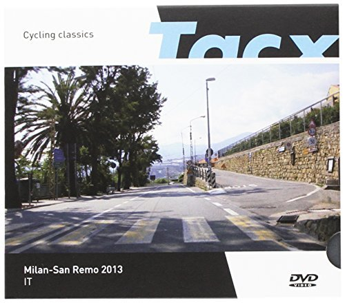 Tacx Films Real Life Video Cycling Classics Milan-San Remo - Italy by Tacx by Tacx