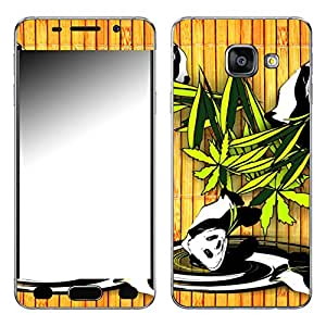 "Motivos Disagu Design Skin para Samsung Galaxy A3 (2016): ""Panda"""
