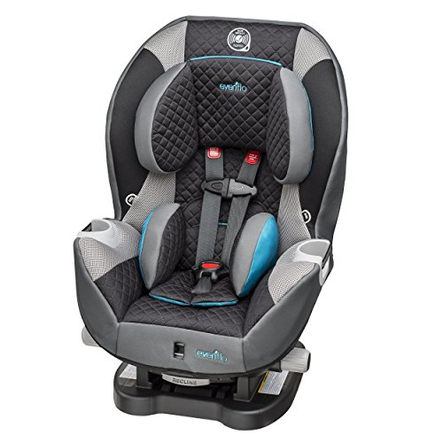 Evenflo Triumph LX Convertible Car Seat, Flynn