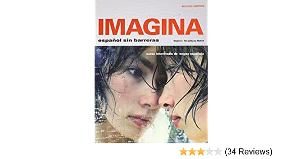 Imagina 2nd edition student edition w supersite code william imagina 2nd edition student edition w supersite code william klein 9781605762487 amazon books fandeluxe Images