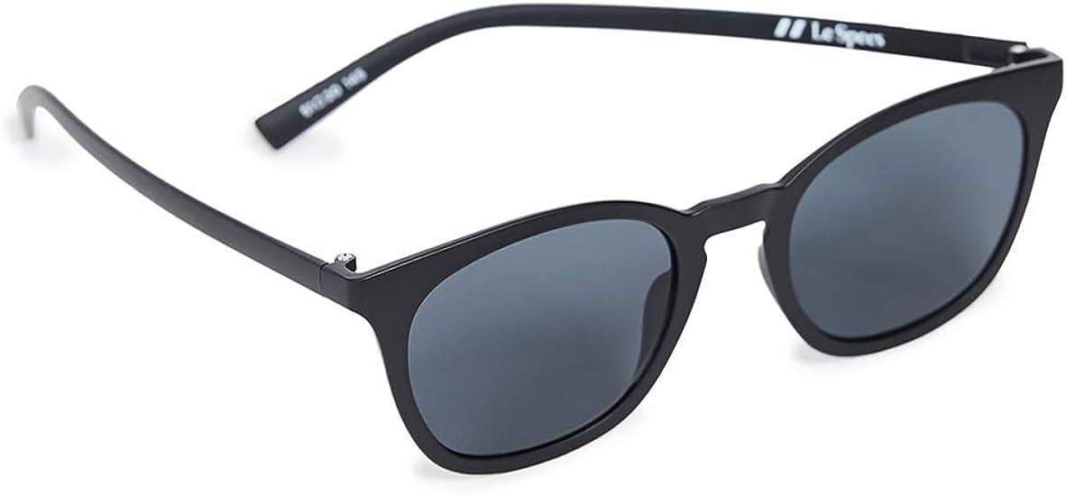 Le Specs Men/'s Dirty Magic Sunglasses Glass Black