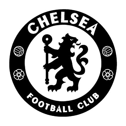 cc0610e076b27 Amazon.com: Maple Enterprise Chelsea Football Club Logo Vinyl Decal ...