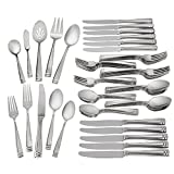 Waterford Conover 18/10 Stainless Steel 65-Piece Set, Service for 12