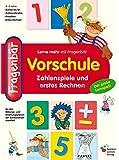 Fragenbär Vorschule: Zahlenspiele und erstes Rechnen (Lerne mehr mit Fragenbär)